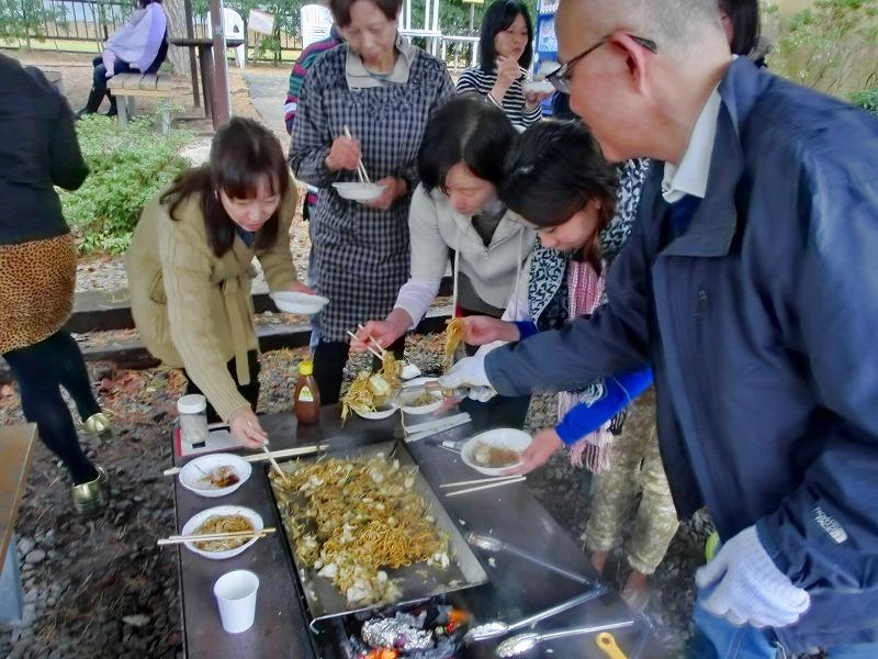 2013/11壮年部主催BBQ